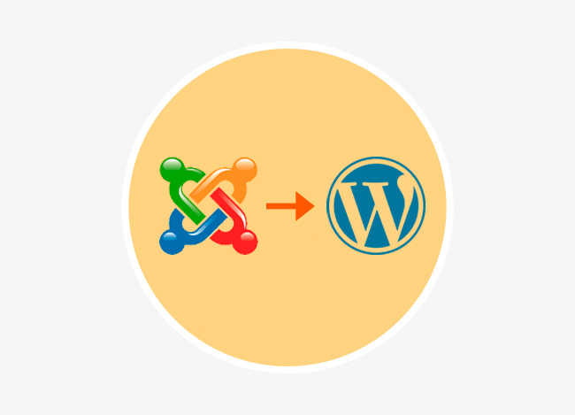 Migracion Joomla a WordPress