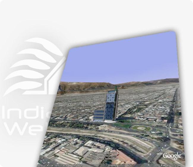 Creaci�n de edificios 3D en Google Earth